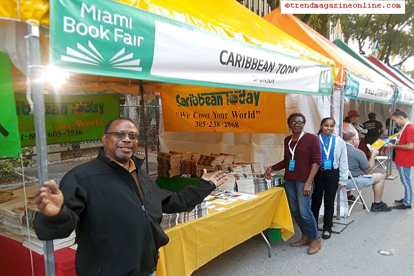 Miami Book Fair 2019 - Trend Magazine Online