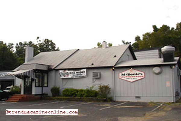 McBonies Bar and Grill Charlotte , NC - Exclusive Travel Interview - Trend Magazine Online