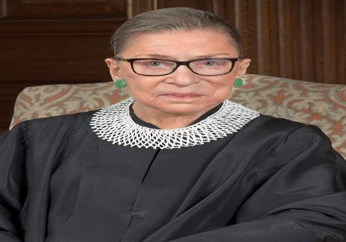 R.I.P. Associate Justice Joan Ruth Bader-Ginsburg - Celebrities - Trend Magazine Online