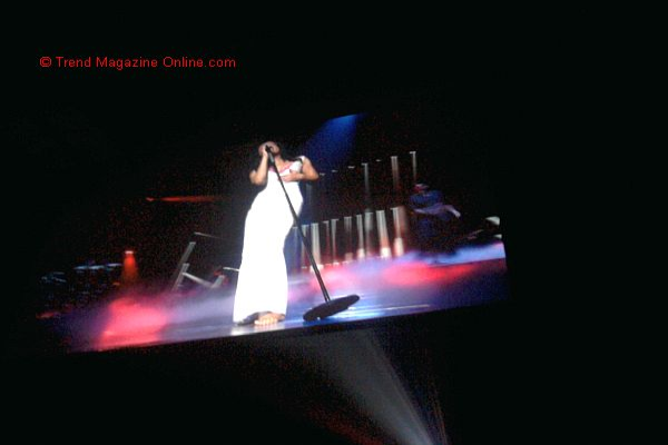 Sade' Live - Greensboro NC - Travel Review - Trend Magazine Online