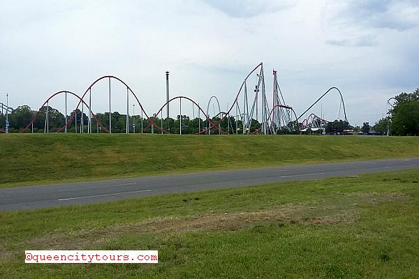 Carowinds Theme Park - Travel Review -Trend Magazine Online